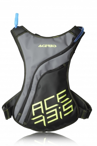 Marsupio enduro Acerbis PROFILE Black Yellow fluo